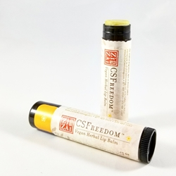 CSFreedom™ Herbal Lip Balm fever blister, vegan lip balm, herbal cold sore remedy, cold sore lip balm, herpes