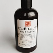 EczeHerbal™ P Hand & Foot Wash eczema, pompholyx, hand, herbal remedy