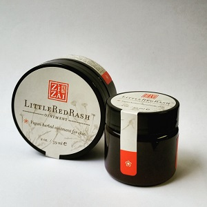 LittleRedRash™ Ointment rash, itchy, red, herbal ointment, bug bites, inflammation, eczema, dog hot spots
