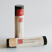 Tinted BeeswaxFree Herbal Lip Balm beeswax-free, vegan lip balm, no beeswax, lip balm, herbal lip balm, beeswax free lip balm, lip tint