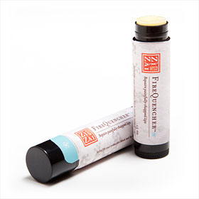 FireQuencher™ Herbal Lip Balm